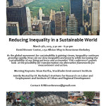 sustainability and inequality flyer 2.3